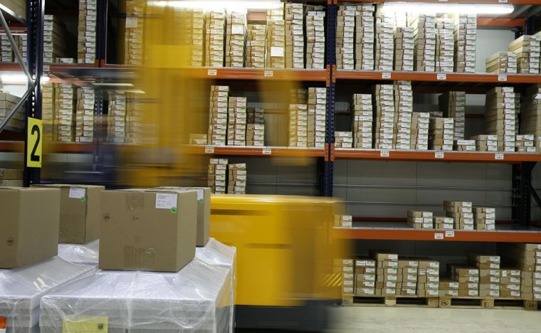 What is Third Party Logistics Milwaukee Smart Warehouse?